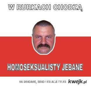 Wiesiek - homoseksualisty