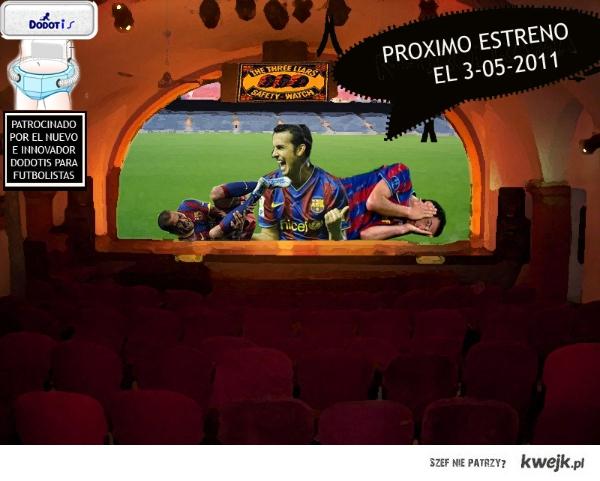 Dziś kolejny spektakl w wykonaniu aktorów z Katalonii