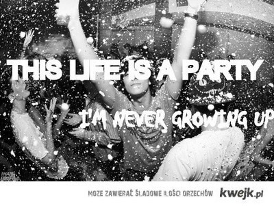 this life is a party