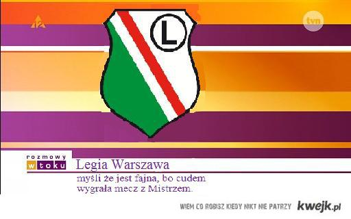 Legła Warszawa