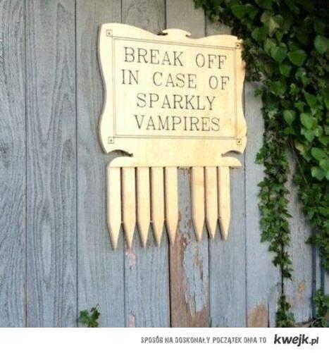 zabić wampira