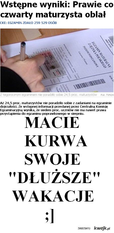Maturzysci
