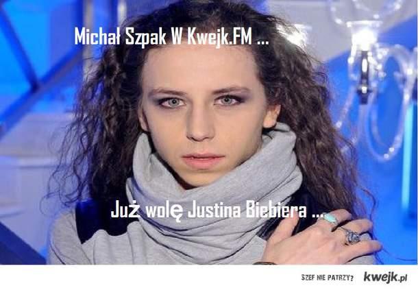 Szpak W Kwejk .fm