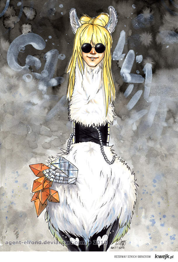 Gaga Llama