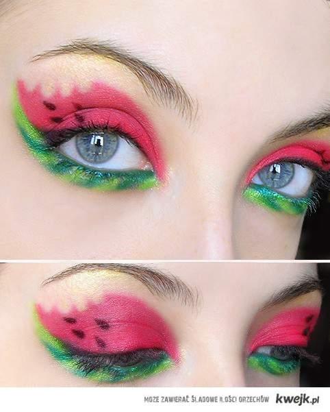 watermelon make-up