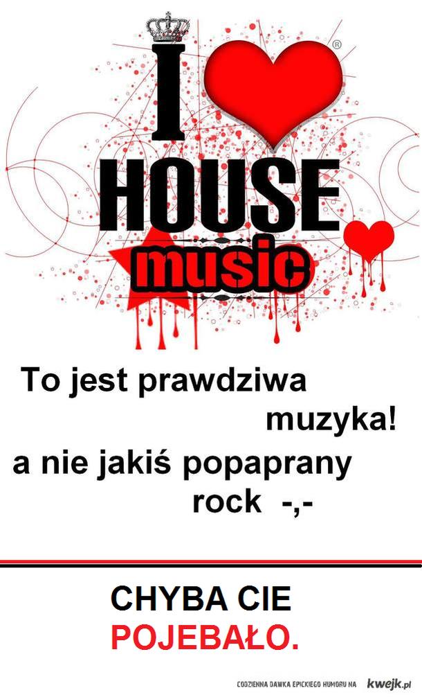 HOUSE MUSIC SUCKS!!