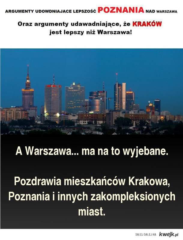 Warszawa ma to...