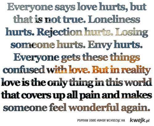 to nie boli (: