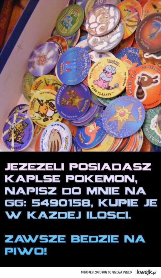 Kupie Pokemon Tazo