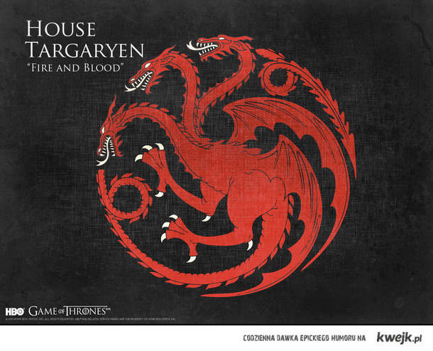 House Targaryen / Game of Thrones