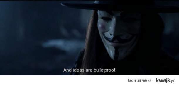 v For Vendeta