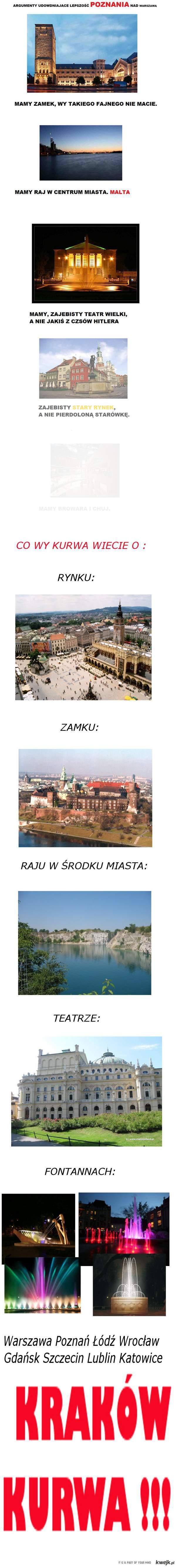 Kraków miasto królów