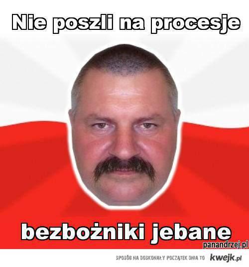Pan Andrzek