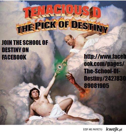 tenaciousd