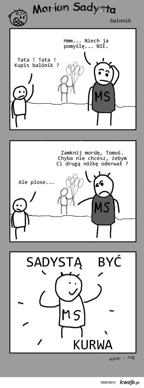 Marian Sadysta - Balonik