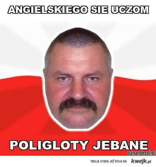 Andrzej mówi