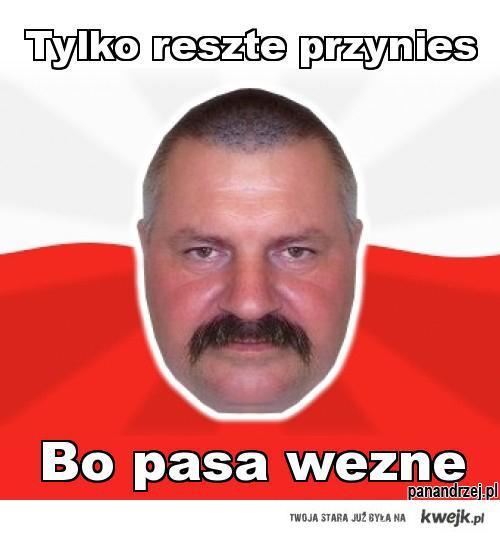 Pan Andrzej, zarzadza finansami