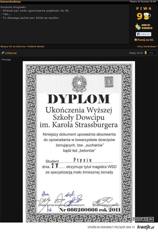 Dyplom