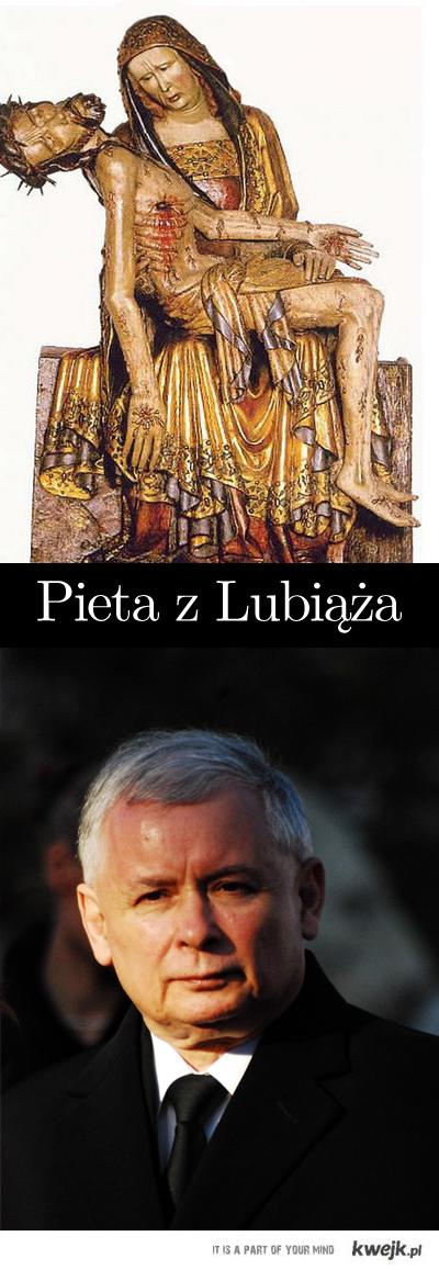 Pieta z Lubiąża czy Jarosław?