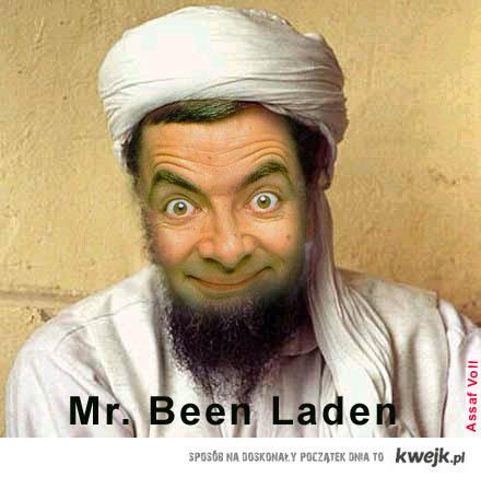 Mr. Been Laden
