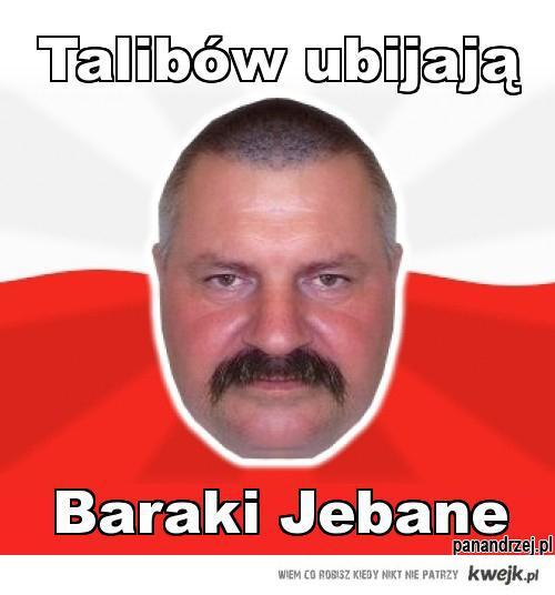 talibów ubijają barai jebane