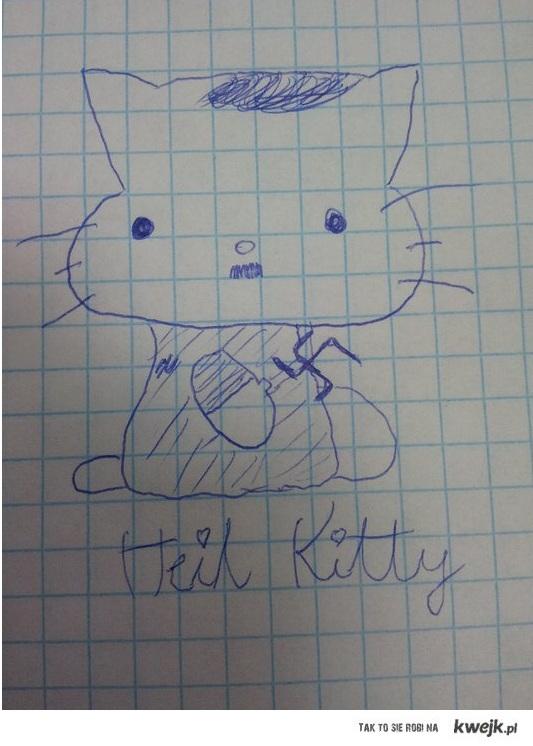 Heil Kitty