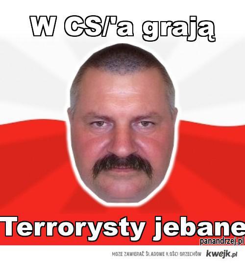 terrorysty