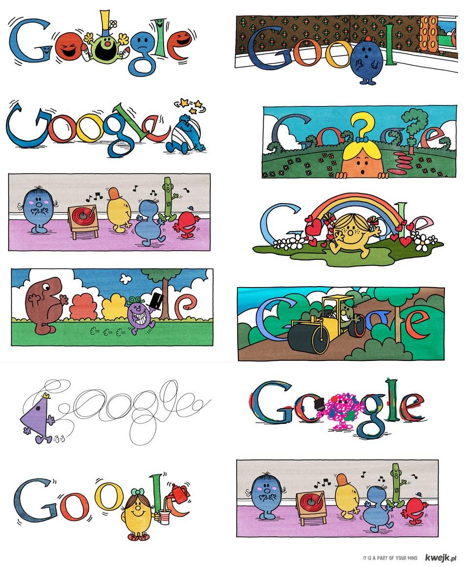 Kochamy Google'a