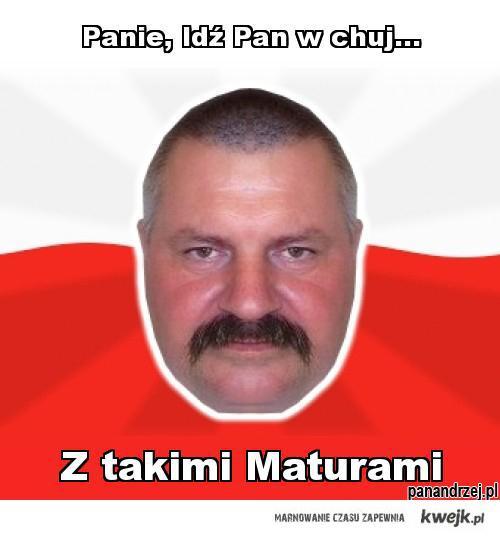 Pan Andrzej Prawde Ci Powie...