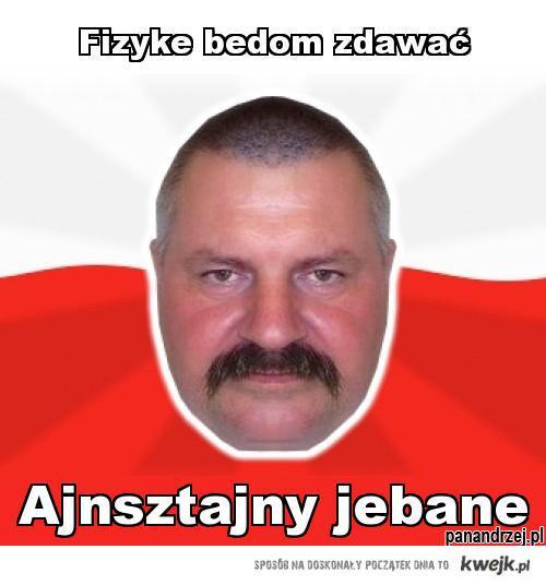 Pan Andrzej i Fizyka