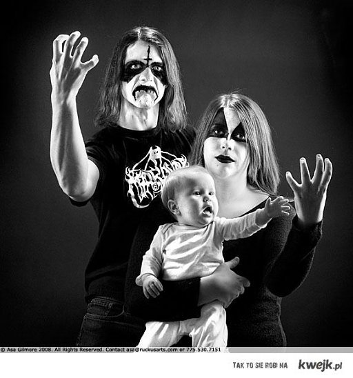Black Metal Parents