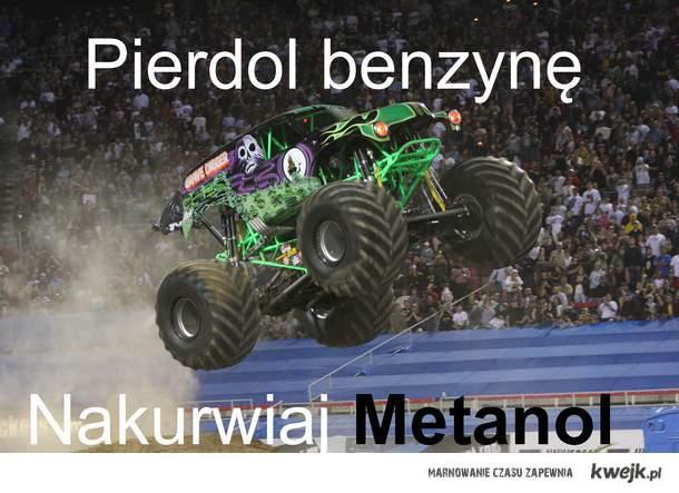 Nakurwiaj metanol