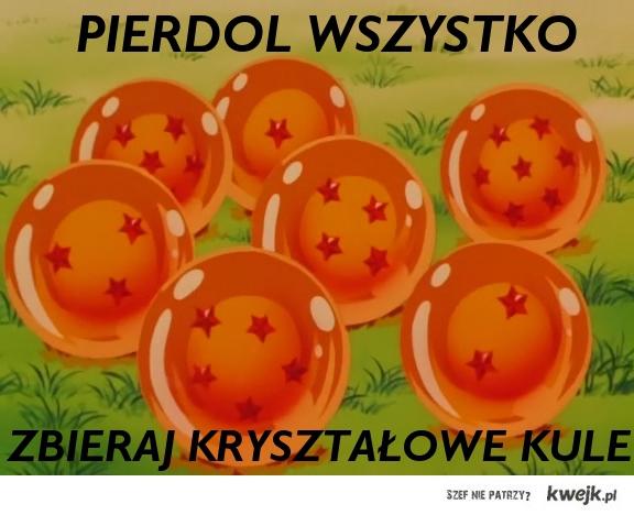 Zbieraj kryształowe kule!
