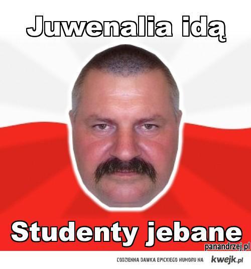 Juwenalia idą