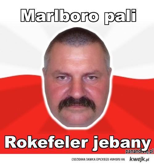Pan Andrzej i Rokefeler