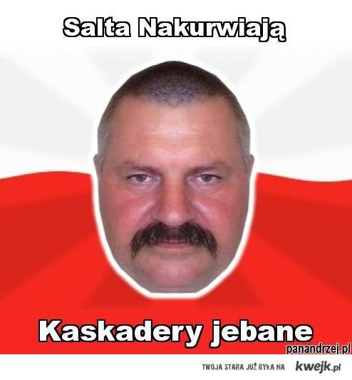 Salta Nakurwiają