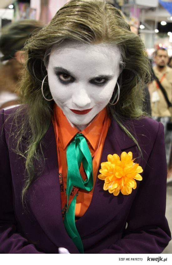 Dziewczyna Joker