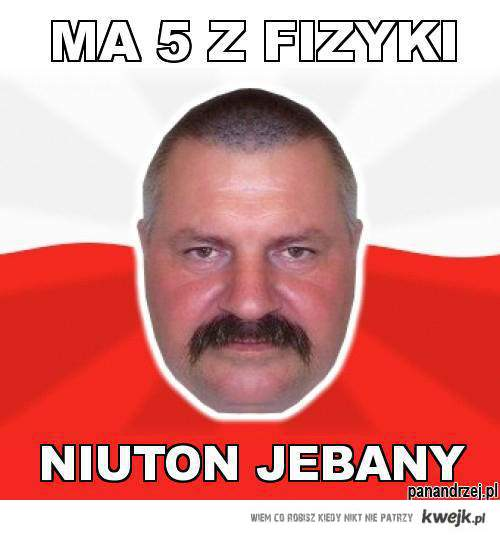 FIZYKA NIUTON