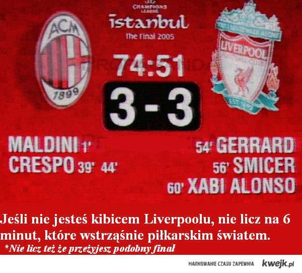 Jeśli nie kibicujesz Liverpoolowi