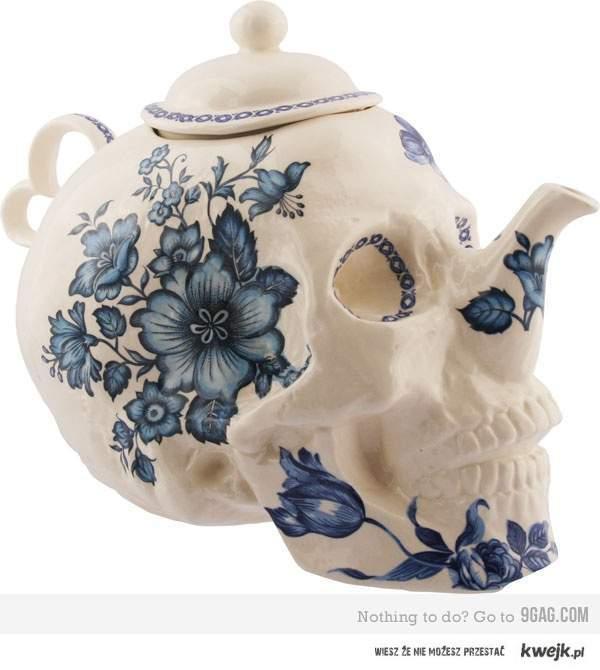 cup'a'tea, Sir?