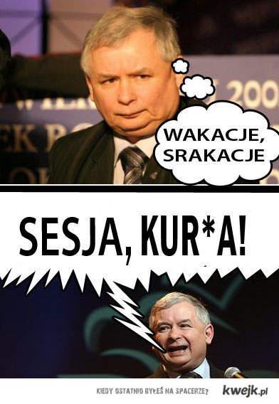SESJA!!