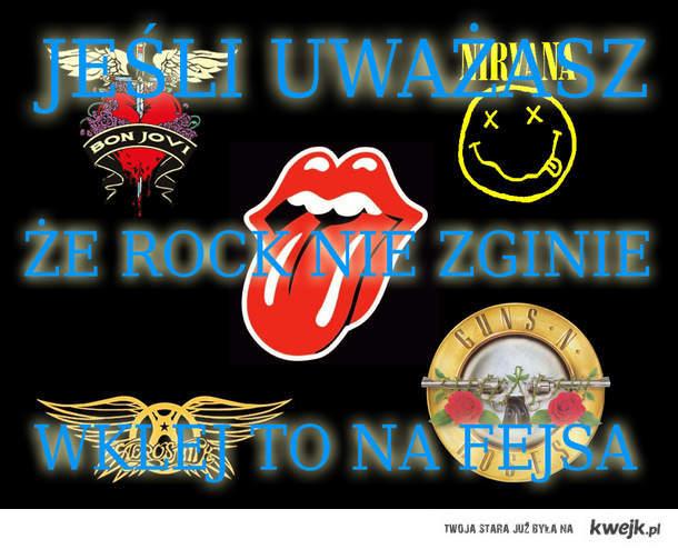 Rock never die!