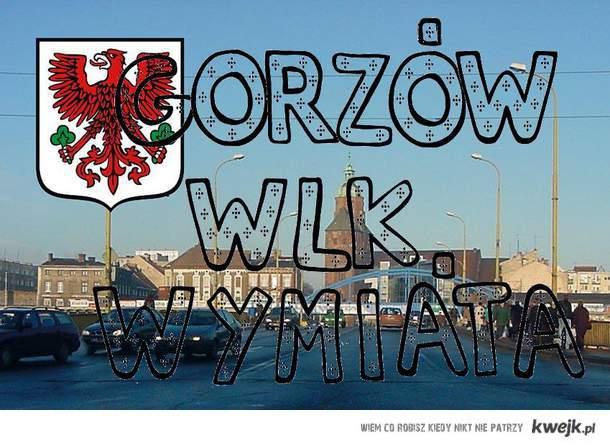 Gorzów i tak wymiata na Warszawą