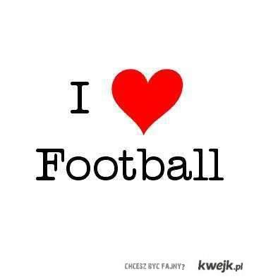 love footbal