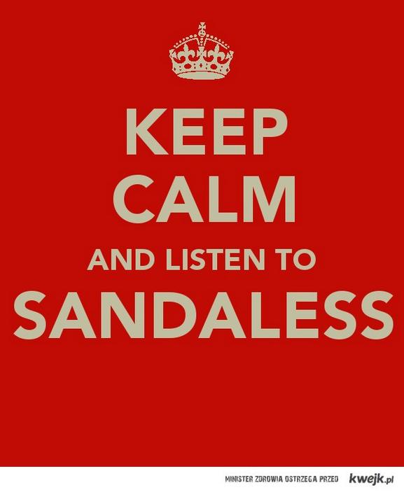 sandaless