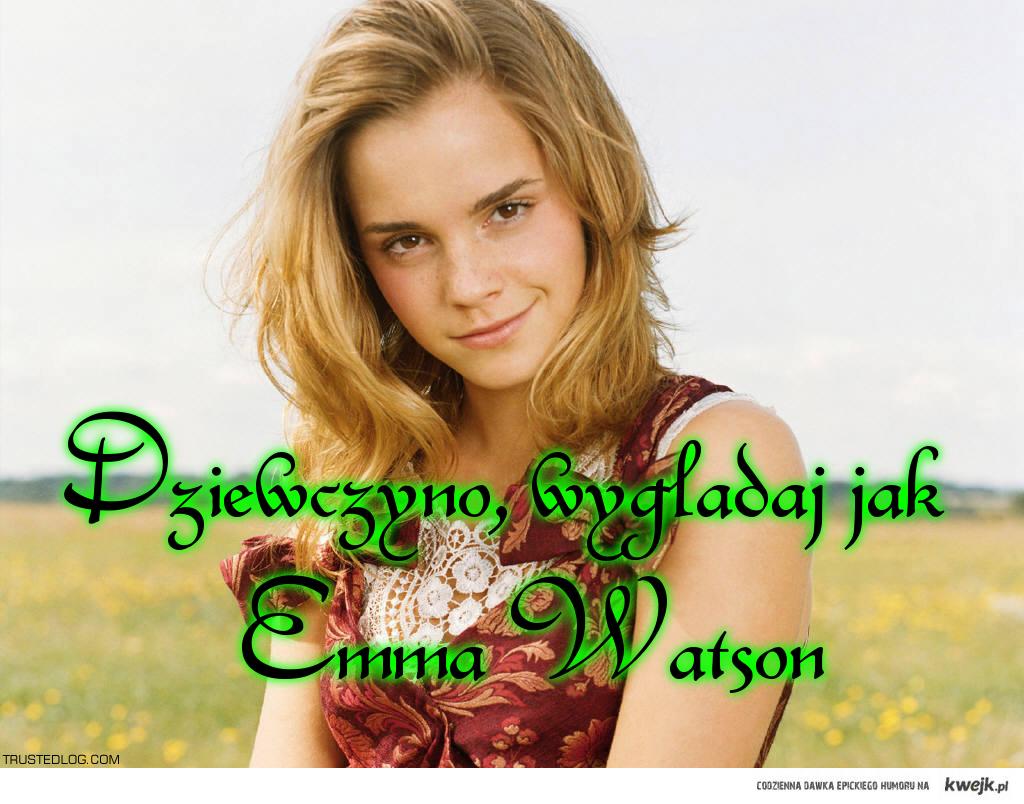 Wyglądaj jak Emma