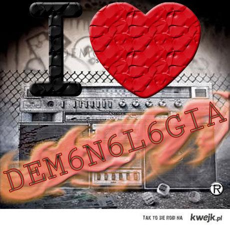 Kocham Demonologie