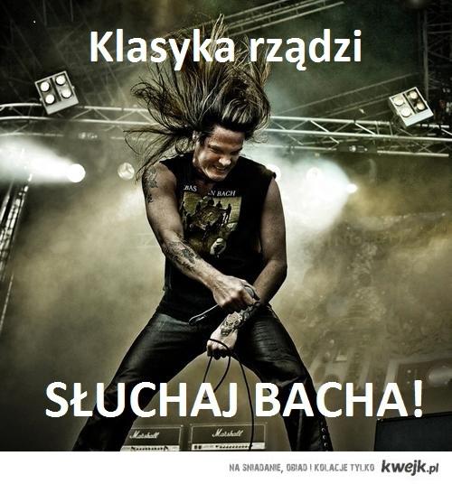 Klasyka rządzi - słuchaj Bacha!