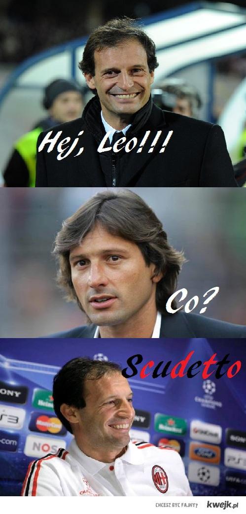 Sdudetto i Leo