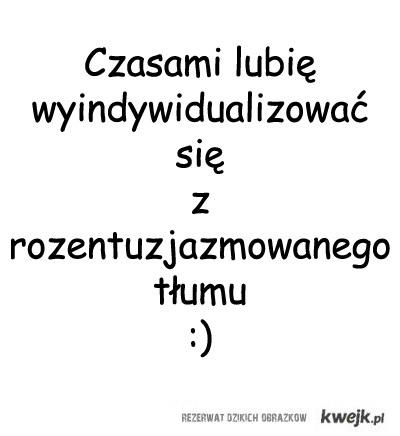 Wyindywidualizowac